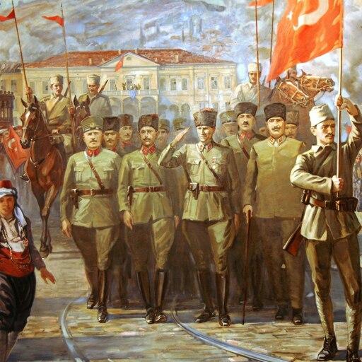 İzmir Marşı Melodika Notaları