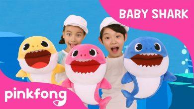 Baby Shark Melodika Notaları